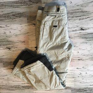 Columbia Unisex Youth Snow Pants